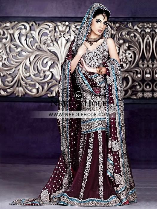 Beautiful Indian Wedding Sharara This Bridal Outfit Is All You Need To Get Noticed And Create An Impression